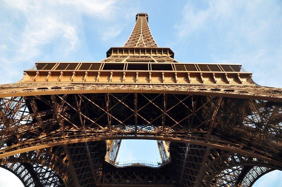 ¿Sería posible fabricar la Torre Eiffel basándose en la calderería?