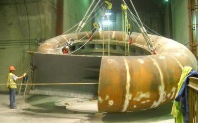 Cómo se aborda la fabricación de depósitos industriales mediante caldereria pesada