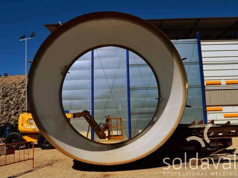 fabricación de silos