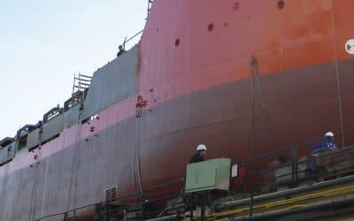 ¿Qué es la calderería naval?