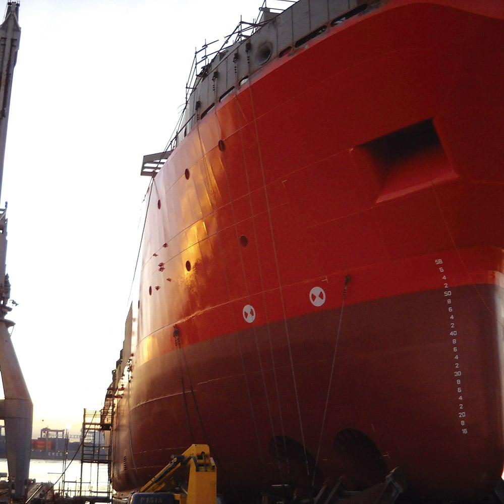 mecánica naval