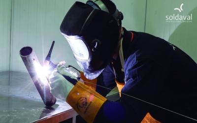 La calidad es el pilar de Soldaval:  Certificación ISO 3834-2:2006